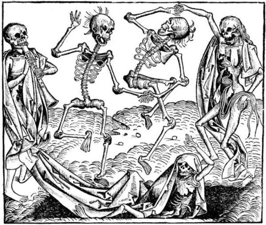 Black Death Danse Marcabre