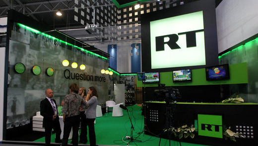 RT, Russia Today