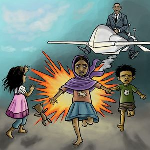 obama, drohne, drone, reaper, pic of the day