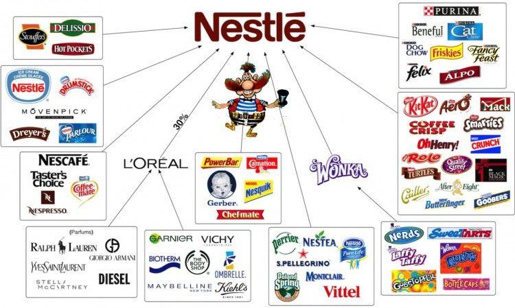 Nestle Wasserrechte