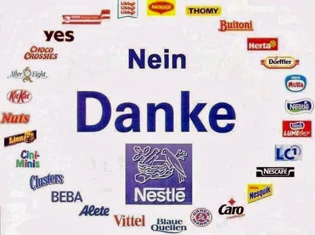 Nestle Firmen