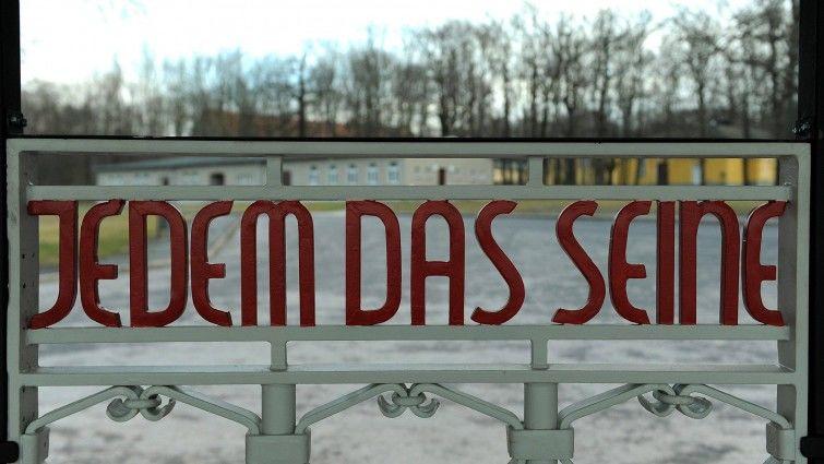 buchenwald rechtsextremisten stellen ihre gesinnung offen zur schau das kind der. Black Bedroom Furniture Sets. Home Design Ideas