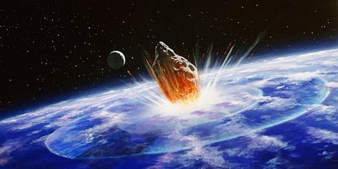 Asteroideneinschläge