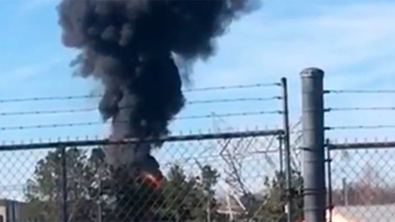 Ungewöhnlicher Zwischenfall Atomkraftwerk In Den Usa Erlebte