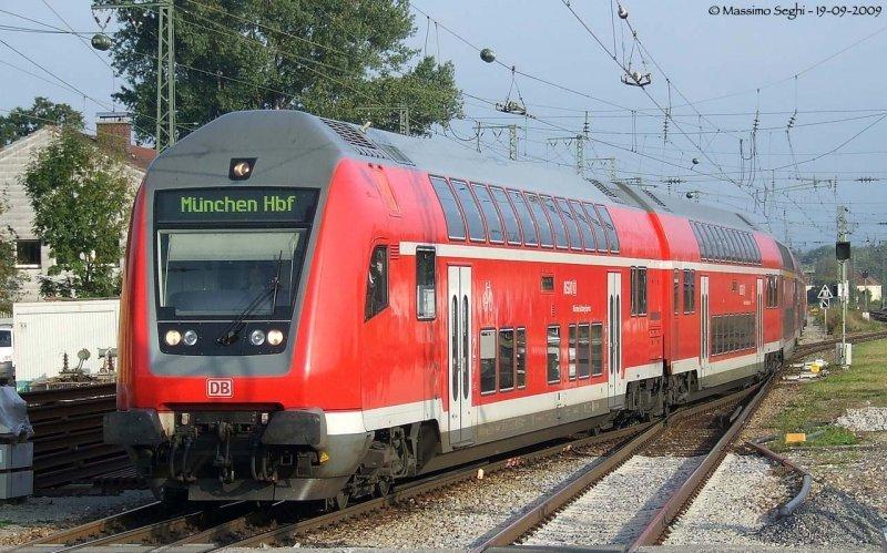 Betrunkener lässt sich in München von Zug überfahren und ...