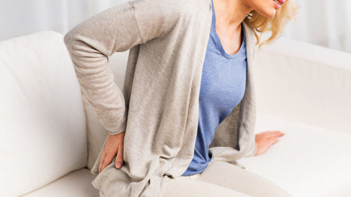 Wenn Rückenschmerzen mit einem kranken Darm zusammenhängen ...