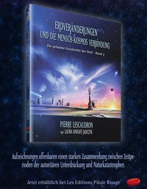 Erdveränderungen und die Mensch-Kosmos Verbindung, echcc werbung