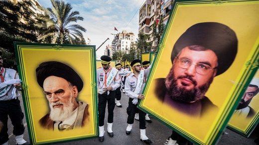Beirut Schiitisch-muslimische Prozession