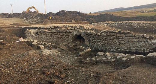 archäologisches Massengrab Krim