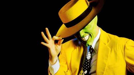 the mask, jim carrey