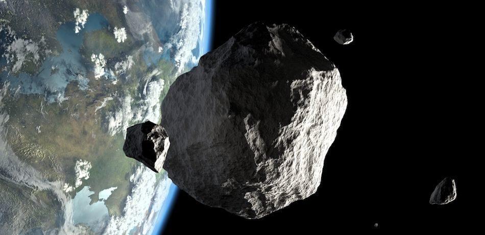 Zwei neu entdeckte Asteroiden rasen knapp an der Erde vorbei: Spitze ...