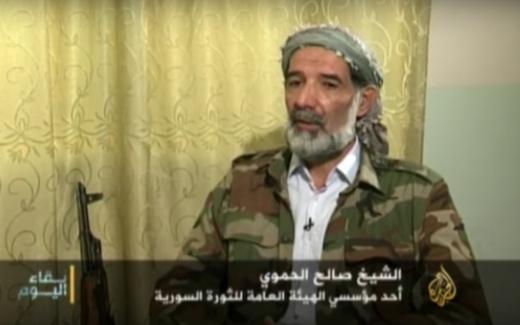 Saleh al-Hamwi