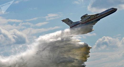 Sibirien und Russlands Ferner Osten von verheerenden Waldbränden heimgesucht