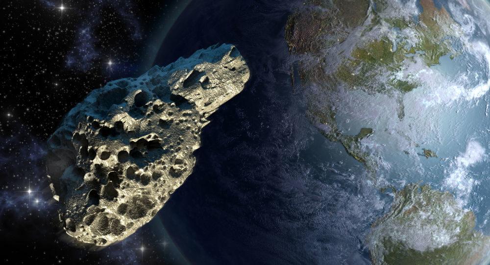Verschwundender großer Asteroid taucht plötzlich wieder auf und ...