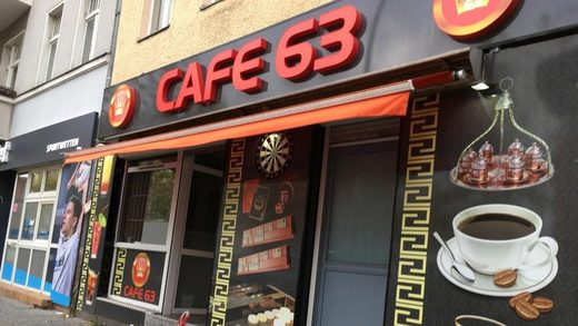 Cafe 63 Berlin