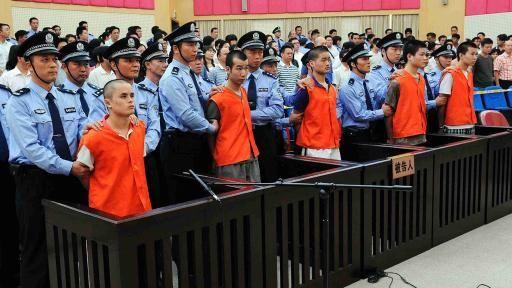 Todesstrafe China Ablauf