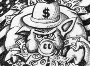 greedy pig graphic