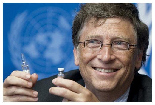 Bill Gates Kinder Impfen