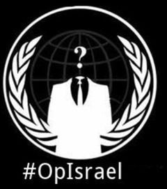 OpIsrael, Anonymus