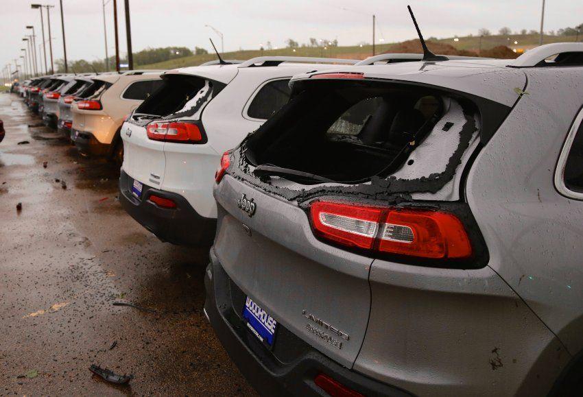 Hail Damaged Cars For Sale Perth