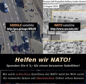 NATO satellit invasion ukraine russland