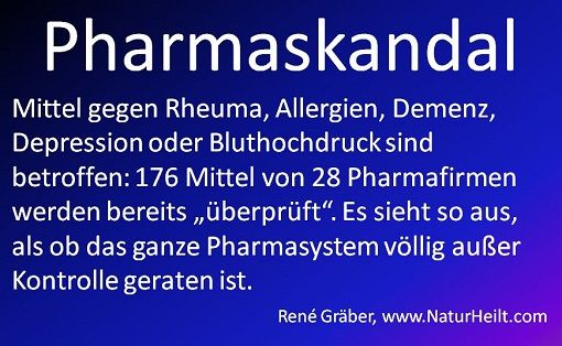 big pharma, pharmaskandal,pharma betrug