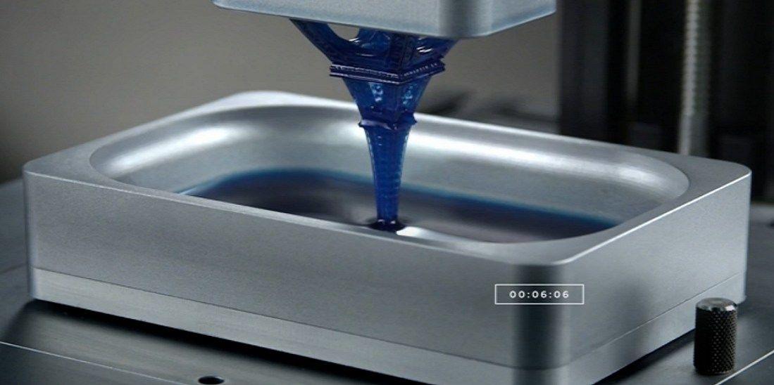 Revolution im 3D Druck - Neues Flüssig-Druckverfahren ...
