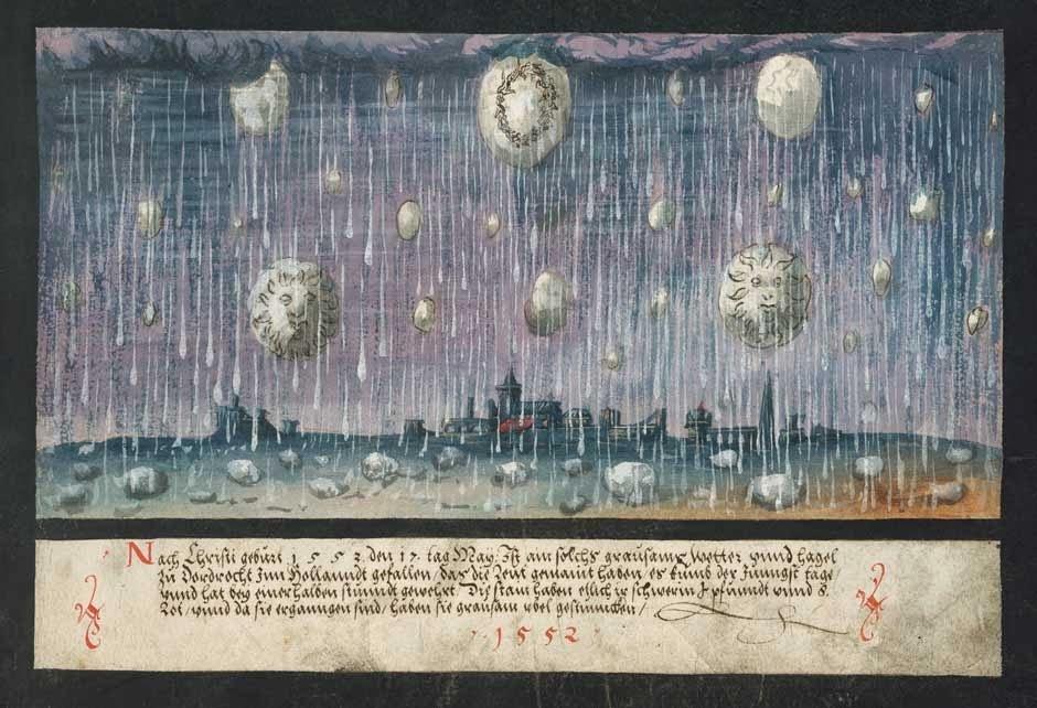 1552 Hail In Dordrecht