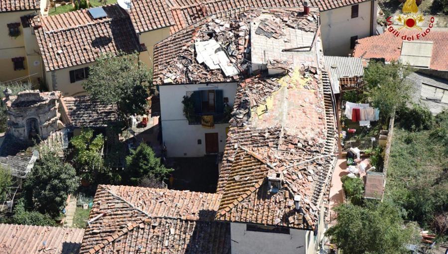schwere unwetter trafen adriaküste und rom in italien
