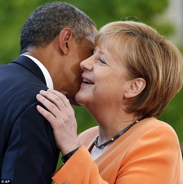"""""""Demokratie"""": Merkel weigert sich Millionen Bürger-Unterschriften gegen TTIP entgegenzunehmen"""