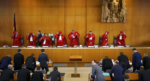 court Germany