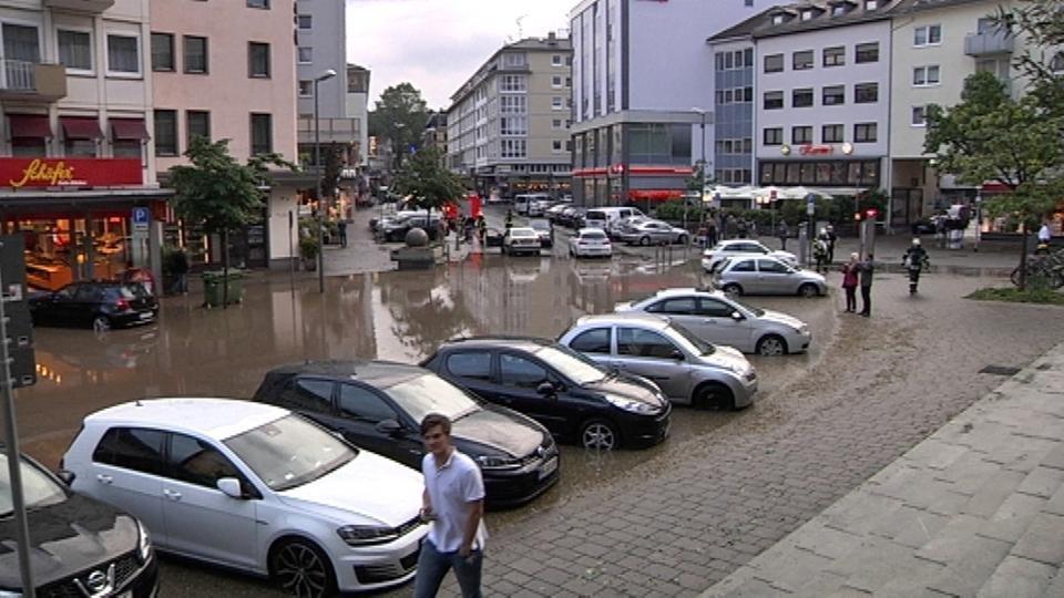 Wettervorhersage Wiesbaden Heute