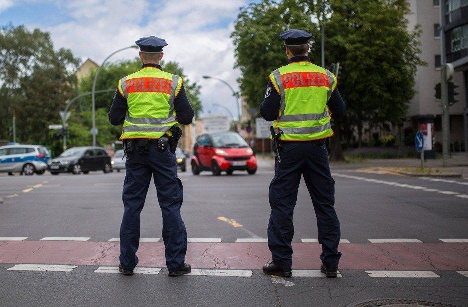 polizei in berlin wedding zum zweiten mal mit