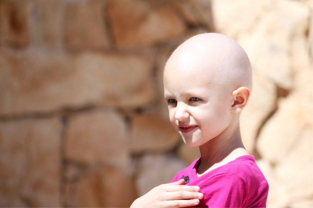 Krebs Kinder