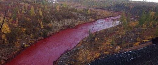 blood red river russia