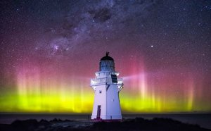 Waipapa Lighthouse NZ