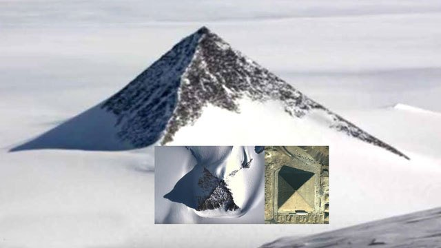 Pyramiden Antarktis