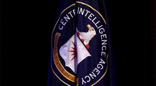 Central Intelligence Agency (CIA) flag