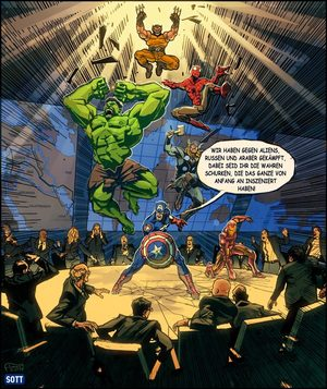 avengers, flow, pic of the day, bild des tages