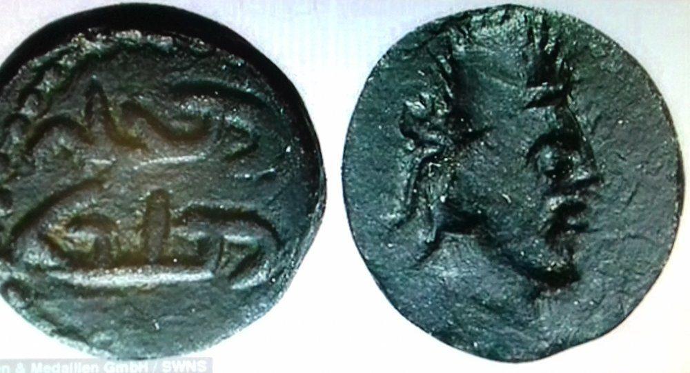 Britischer Historiker Will Echtes Abbild Von Jesus Auf Münze