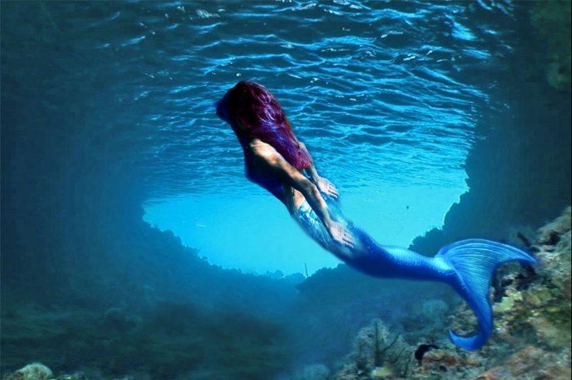 Simbabwe meerjungfrau soll zwei kinder get tet haben for Naturteich zum schwimmen