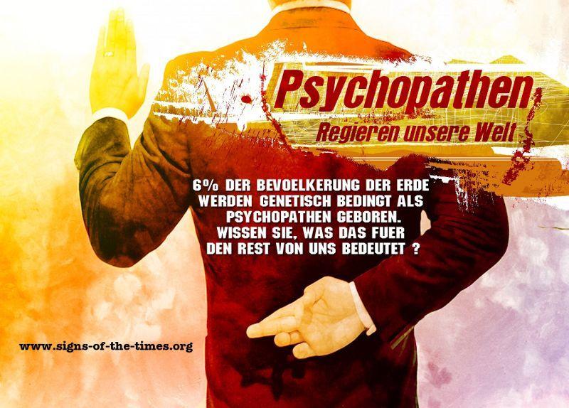wie trennen von psychopathen