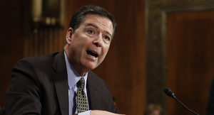 Ex-Chef des FBI James Comey