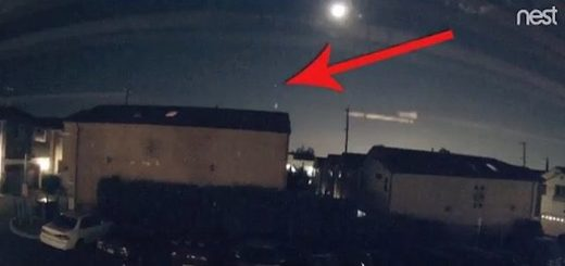 Fireball over SO Cal