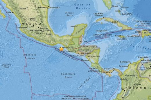 Mexico 8.0 earthquake