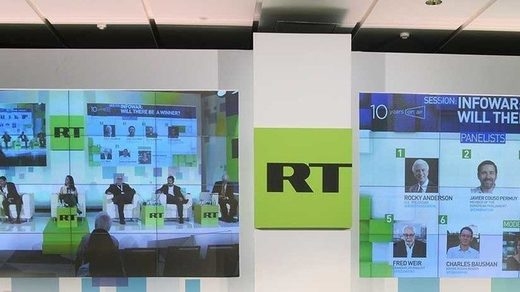 RT Russia Today