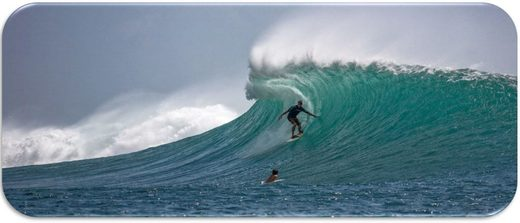 Wave Welle Surfer