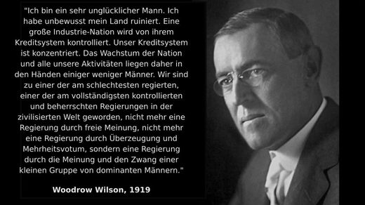 Wilson quote german