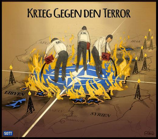 krieg gegen terror