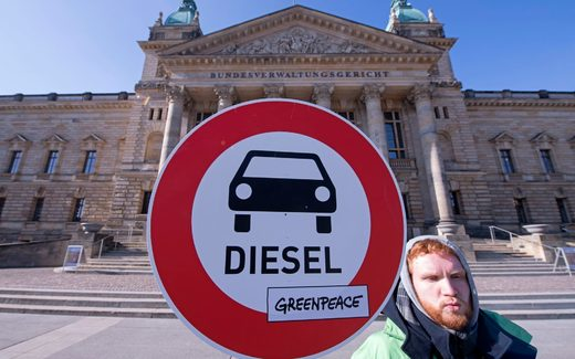 Diesel car ban germany